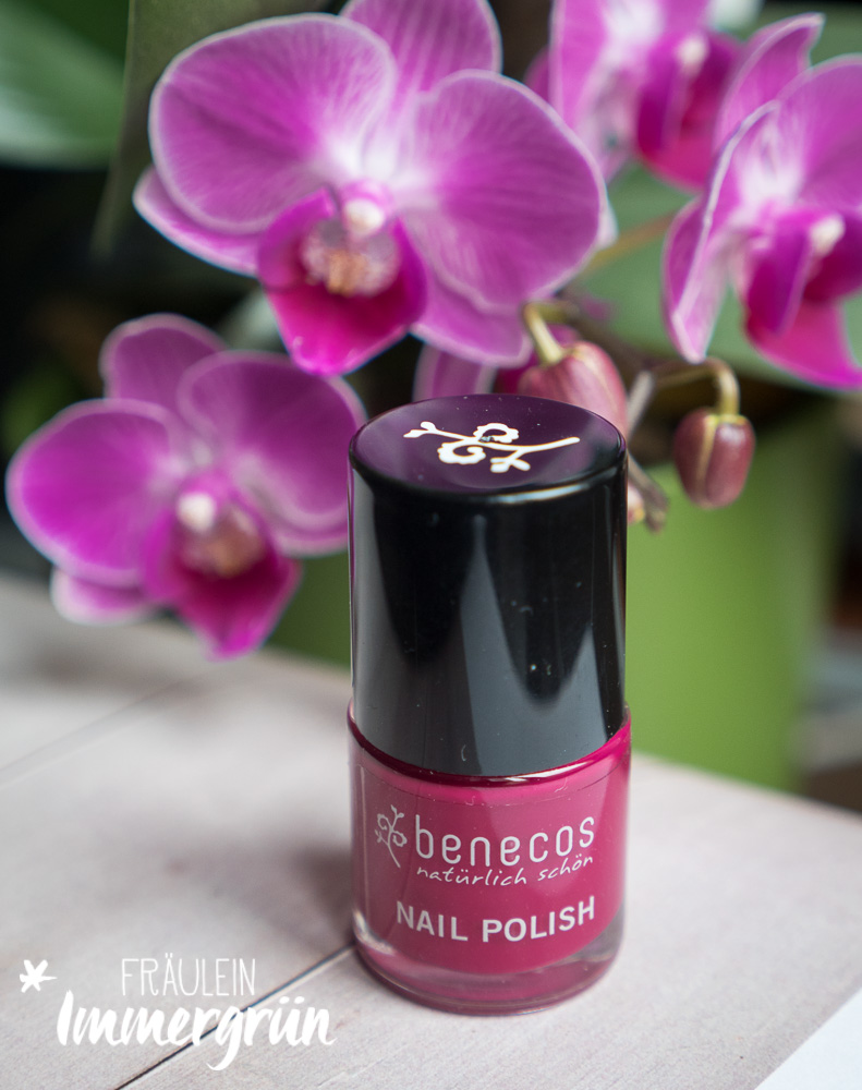 Nagellack Benecos Wild Orchid
