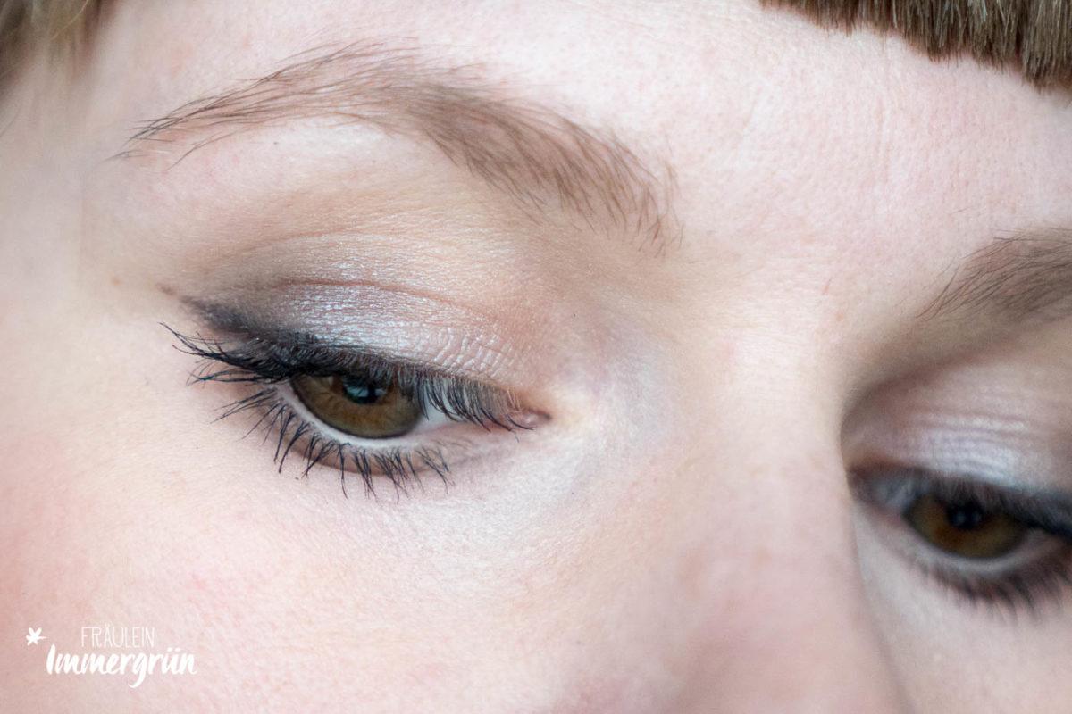 Zao – natürliches Makeup, vegan: Mascara + Eyeshadow
