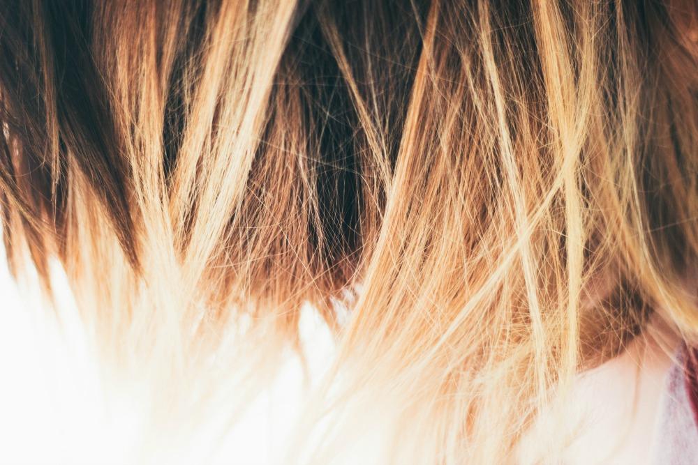 Natürliche Haarpflege mit einem Extra