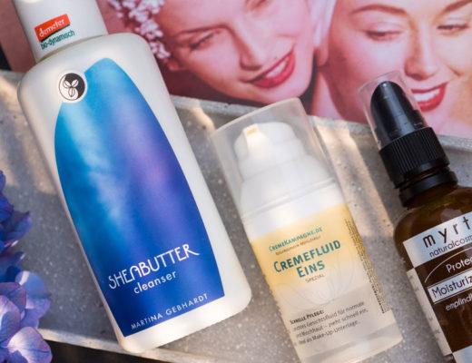Sommerpflege für sensible Haut (Naturkosmetik)