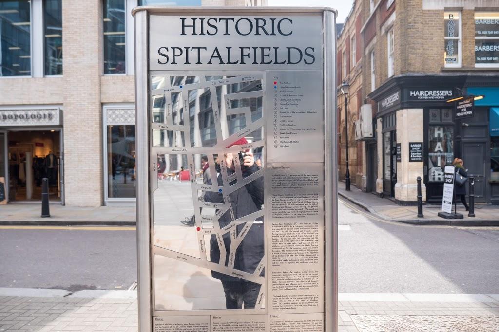 Old Spitalfield Markets, London