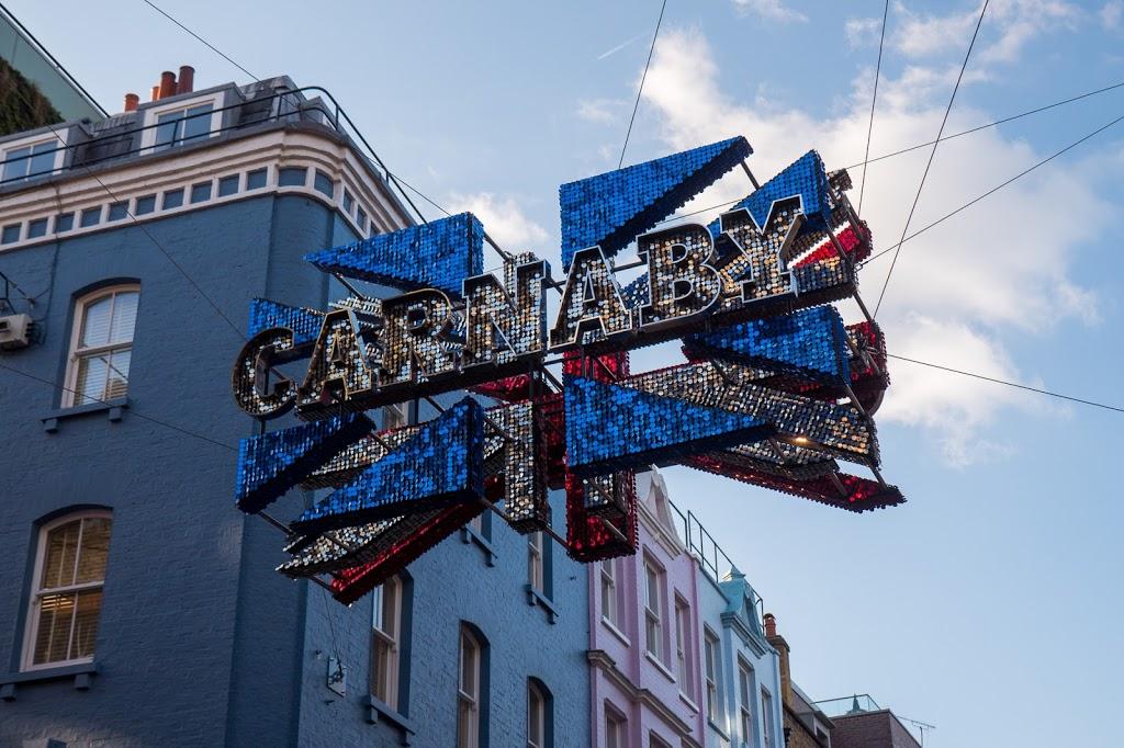 London Carnaby Street