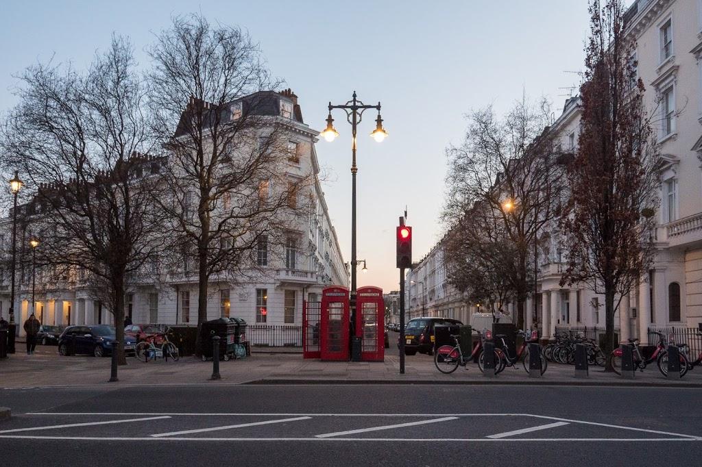 London – Victoria