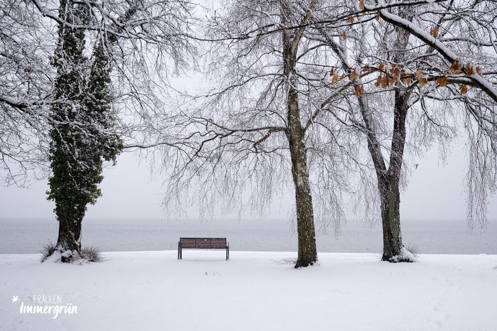 Winter in Waren an der Müritz – Kietzufer