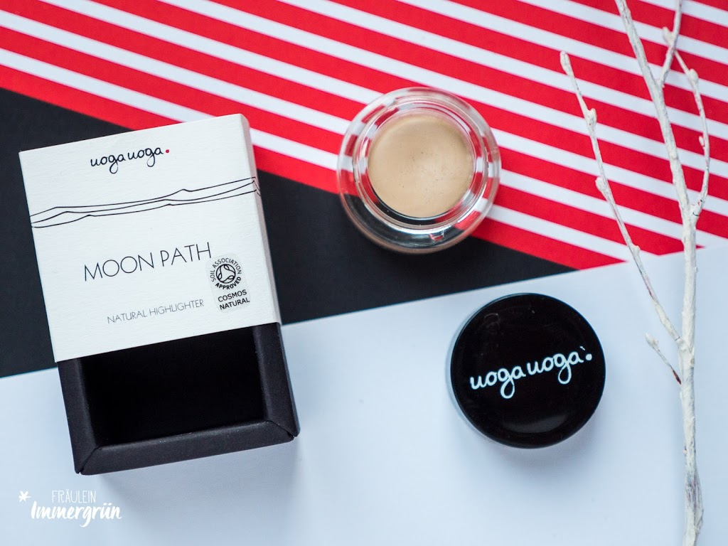 Uoga Uoga Natural Highlighter | Moon Path