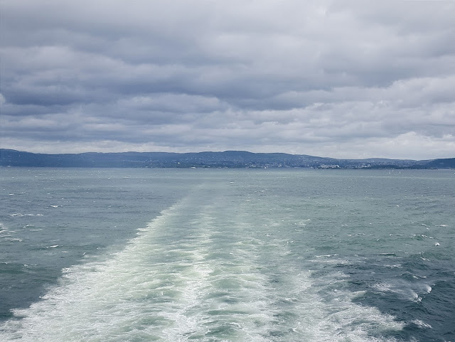 Fähre Oslofjord