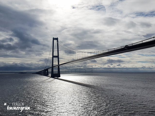Öresundbrücke auf dem Weg nach Norwegen – Fahrt durch die Ostsee