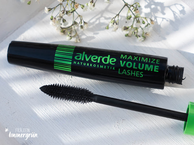 Alverde Mascara Maximize Volume Lashes