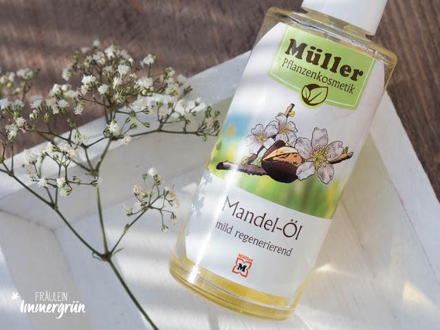Müller Pflanzenkosmetik Mandel-Öl
