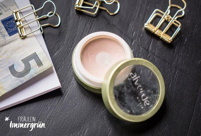 Alverde Cream To Powder Concealer natural Beige