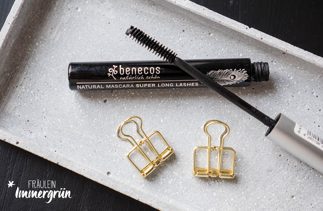 Benecos Natural Mascara Super Long Lashes