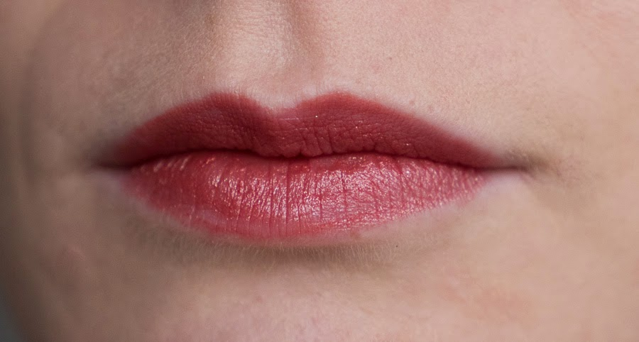Annemarie Börlind Lippenstift Cooper Review