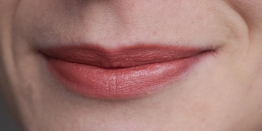 Annemarie Börlind Lippenstift Nude Review