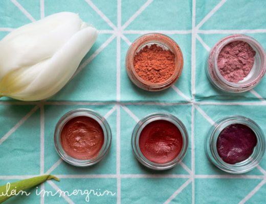 Angel Minerals Blushes und Mini-Lips