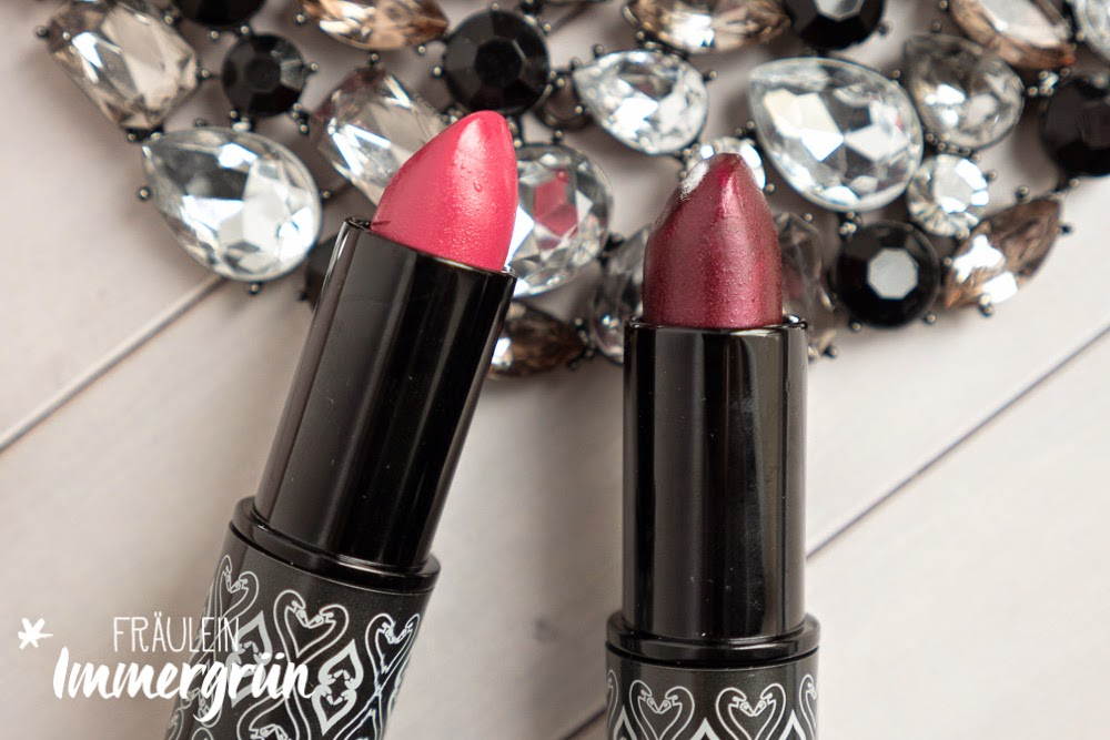 Beauty Without Cruelty Lippenstifte Raspberry, Reckless Ruby