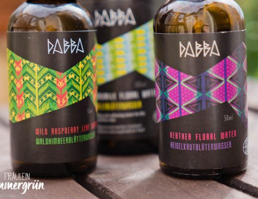 DABBA Cosmetics Hydrolat Waldhimbeerblätterwasser und Heidekrautblütenwasser
