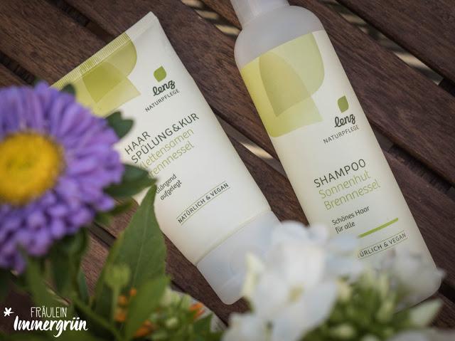 Lenz Naturpflege Shampoo und Spülung
