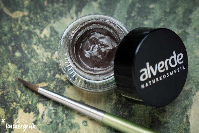 Alverde Gel Eyeliner Brown