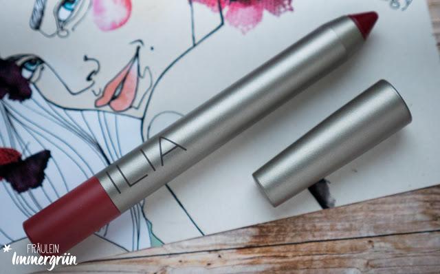 Ilia Lipstick Crayon 99 Red Balloons
