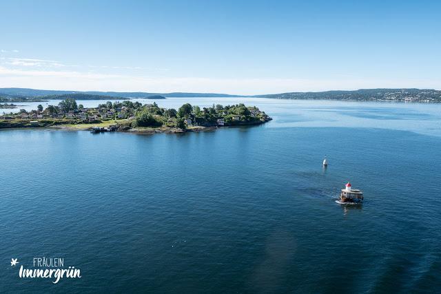 Norwegen – Oslofjord mit Fähreinfahrt nach Oslo