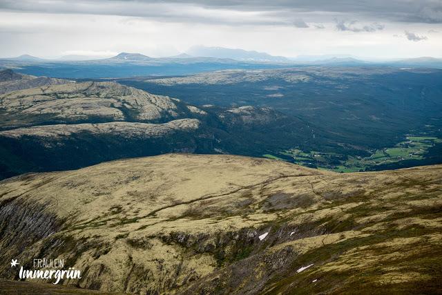 Norwegen – Wanderung auf dem Tronfjellet