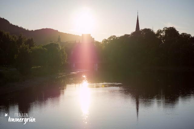 Norwegen: Spaziergang durch Trondheim