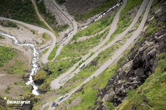 Norwegen: Trollstiegen