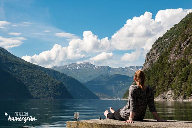 Fjordland in Norwegen: Einsamer Tjafjord abseits vom Tourismus