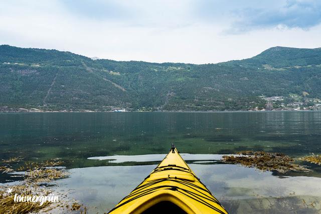 Norwegen: Paddeltour im Eidsdalfjord