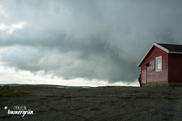 Norwegen: Hochebene Hardangervidda