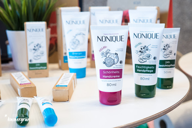 Beautypress Naturkosmetik Event Nonique