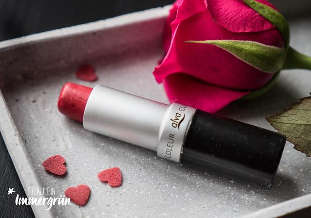 Alva Lippenstift Brick Red