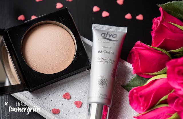 Alva BB Cream Sensitiv Light | Alva Baked Powder Matt Collection Light