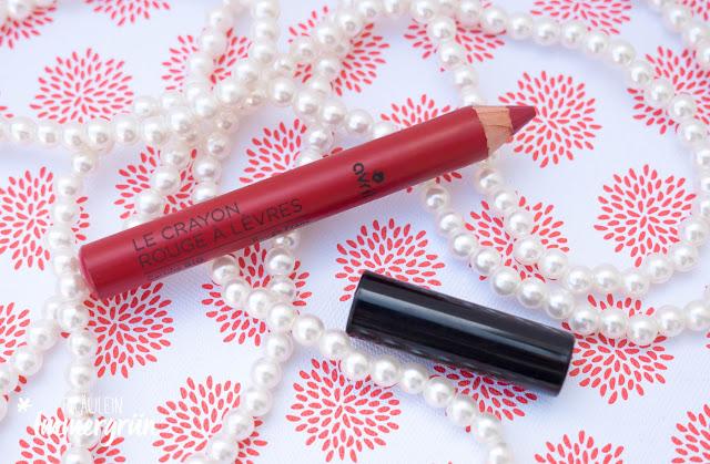 Avril Lipstick Pencil Jumbo Rouge Franc