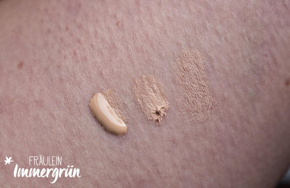 Annemarie Börlind Anti-Aging Make-up, Dr. Hauschka Concealer 01, Dr. Hauschka Abdeckstift 02