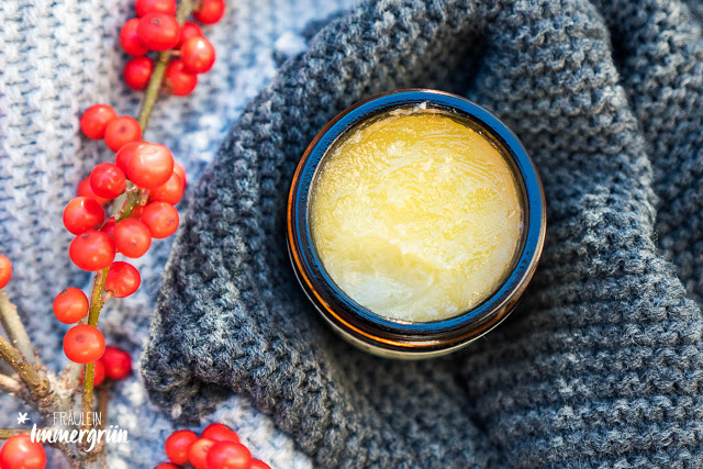 Living Naturally Beauty Balm Chamomile & Rose