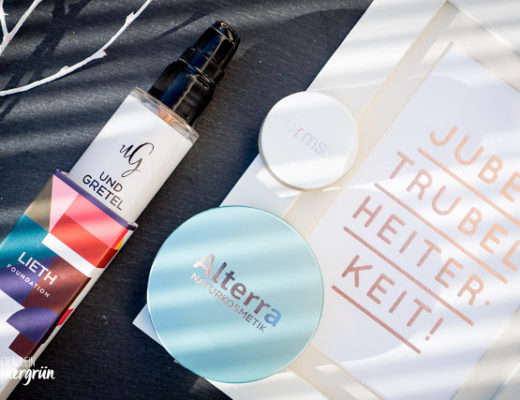 All About That Base Naturkosmetik Teint Produkte