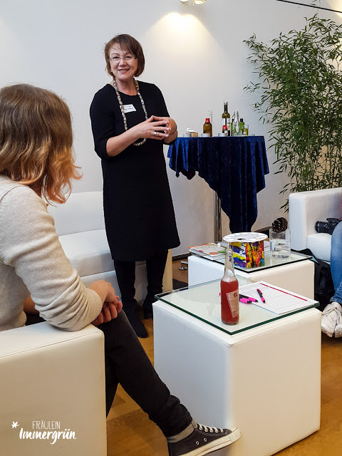 Beautypress Naturkosmetik Event Elfriede Dambacher