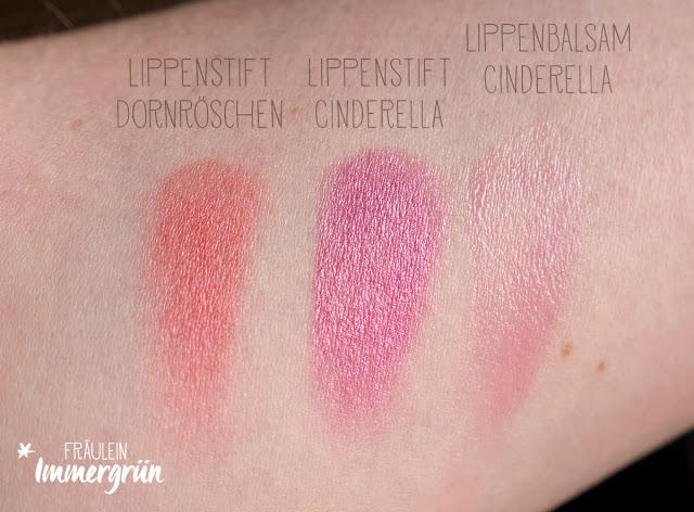 Cremekampagne Lippenstift