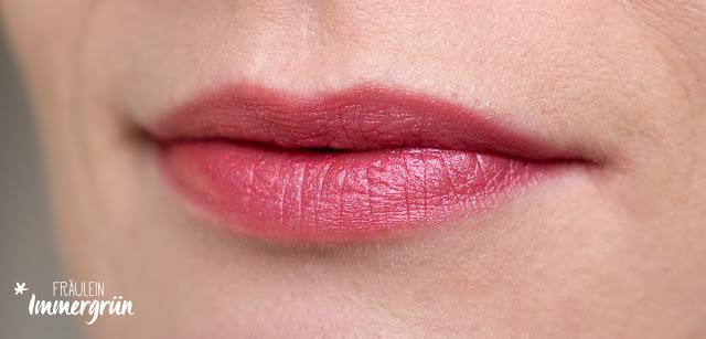 Cremekampagne Lippenstift Dornröschen