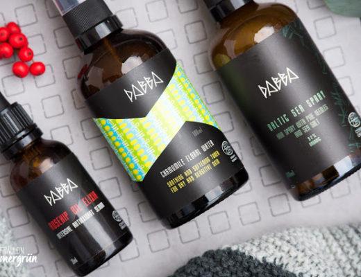 Vegane und reizfreie Naturkosmetik aus Lettland: Dabba Cosmetics