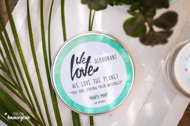 We love the Planet Deocreme // Mighty Mint