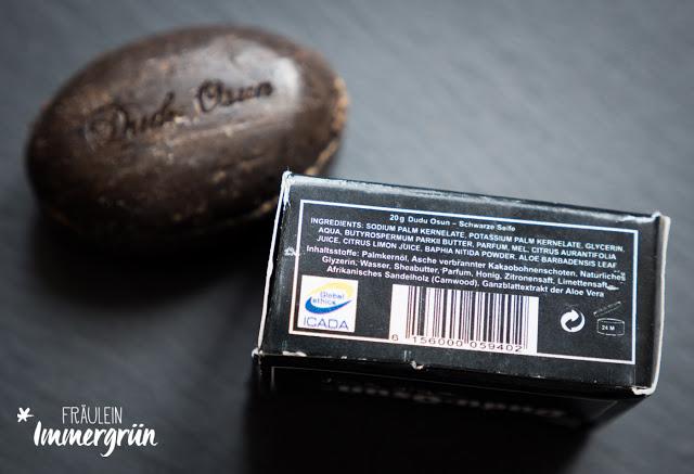 Dudu-Osun Schwarze Seife