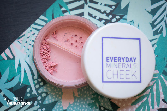 Everyday Minerals – Mineral Cheek Blush Peony Petal