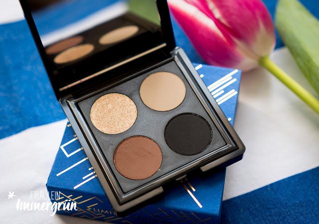 Purobio Eyeshadow Palette Skin Tones/ Nude