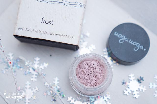 Uoga Uoga Natural Eyeshadow With Amber Frost