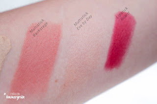 Hiro Cosmetics Neuheiten Swatches