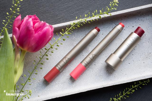 Ilia Lippenprodukte