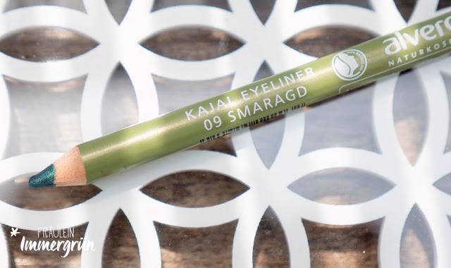 Alverde Kajal Eyeliner Smaragd