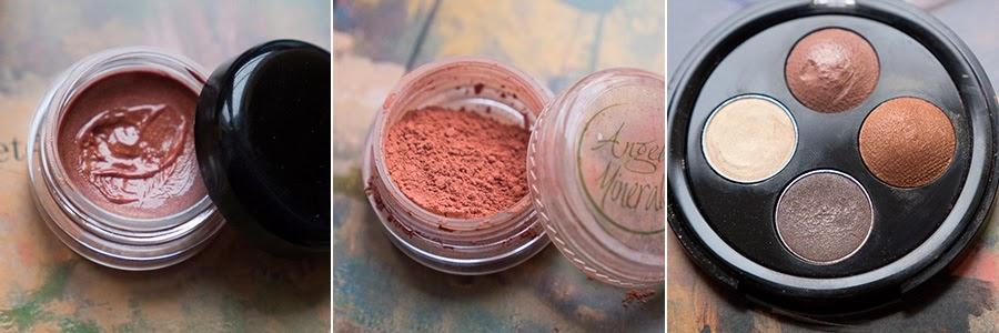 Mini-Lip Angel Minerals Red Gold | Mineralrouge Angel Minerals Spring Satin | Lavera Trend Sensitiv Multi Purpose Box